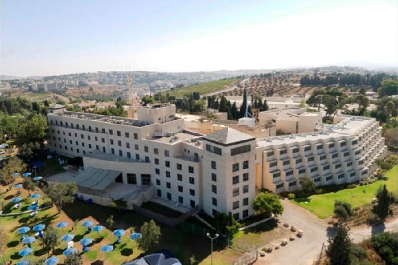 Ramat Rachel Kibbutz Hotel Jerusalem Hotel